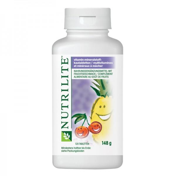 Vitamin-Mineralstoff-Kautabletten