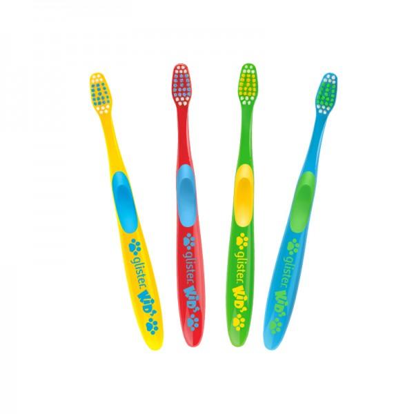 GLISTER™ Kids Mundpflege Zahnbürsten