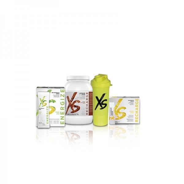 XS™ Sports Nutrition Set
